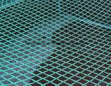 Pp.-Schlussteil-Netz mit UVbeständigem