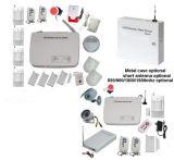 GSM Systeem van de Alarminstallatie van de Veiligheid van het Alarm het Draadloze (ATS-802)