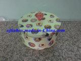 Верхней Части горячего печенья пустые металлические ящики из Китая оптового продавца