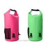 Bolso seco flotante impermeable con las correas de hombro, bolso seco al aire libre