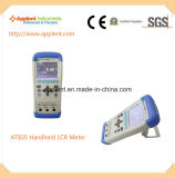 100Hz-10kHz手持ち型のデジタルLCRのメートル(AT825)の製造業者