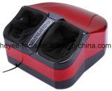 Rouleau-masseur de pied de Shiatsu avec la chaleur permutable et le contrôle facile à utiliser de tep
