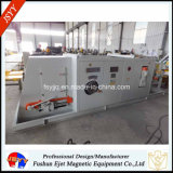 Separador de Rcycling del metal no ferroso con el sistema ajustable excéntrico de poste