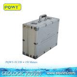150 contadores de Pqwt de fábrica del precio del agua de máquina del detector