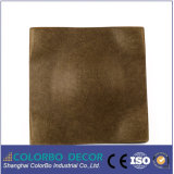 Écran antibruit de fournisseur de la Chine/panneau de particules de polyester