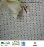 Deportes de la tela de acoplamiento de Poyester y tela de la camisa de la tela de la guarnición de la ropa