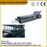 Машина ламинатора каннелюры Cx-1300hi Semi-Автоматическая