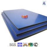 Matériau de construction/aluminium/aluminium panneau composite en plastique