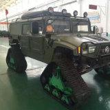 Personalizar el sistema de conversión de oruga de caucho para vehículo off-road
