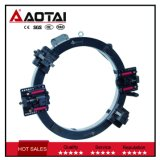 Estaca fria da tubulação automática pneumática do frame do Split e máquina de chanfradura