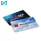 Cartão de Memória Empresarial Personalizado Flip Wallet USB Stick Flash Drive