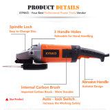 Herramientas Eléctricas Kynko -Kd69 de Amoladora Angular de 115mm de Potencia Fuerte de 900W