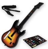 Ursprüngliche nagelneue drahtlose Gitarre für PS3/Wii/PS2 10 in 1 mit konkurrenzfähigem Preis und schneller Anlieferung
