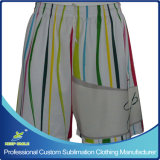 Lacrosse Short di Sublimation e su ordine Girl