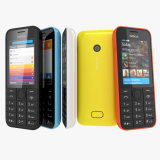 """Original pour Nokie 208 2.4 """" téléphones mobiles de 1.3MP GM/M"""