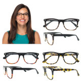 Blocco per grafici ottico all'ingrosso rotondo alla moda degli occhiali della Cina