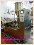Automaticllyの高速クリームか歯磨き粉またはOinmentまたは接着剤または靴ポーランド人のアルミニウムプラスチック積層物の管のFilling&Sealing医学の機械2017