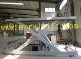 Die modulare Vertiefung-Entwurfs-Ausgangsgarage Scissor Auto-Aufzug