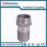 Compuesto de aluminio tipo C, los conectores de manguera