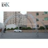 Fascio di alluminio di eventi esterni di Rk con il sistema del tetto