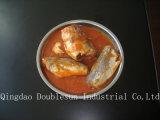 Ingeblikte Makreel in Tomaat Saurce