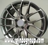 18X9.5 Polished Gloss Black Car Alloy Rims для Sale