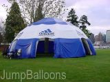 Outdoor poco costoso Party Tent per Event o Party Wholesale, Warehouse Tent con il LED Lighting