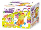 Carrinho de compras carrinho de compras de brinquedos de plástico com luz (H0009426)