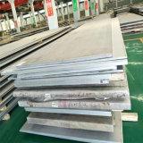 Placa de acero gruesa inoxidable 309S 321 del desgaste de la hoja de acero