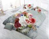 3D Beddegoed van het Blad van het Bed van de Dekking van het Dekbed van de Druk