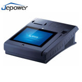 Todo en un lector de tarjetas de crédito o deuda POS hasta el sistema con 3G WiFi Bluetooth