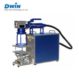 a marcação do laser da cor da fibra do metalóide do metal 20W faz à máquina o preço