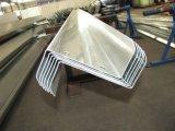 Acciaio a forma di della Manica di Z delle sezioni d'acciaio coniate a freddo