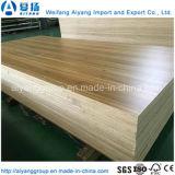 Madeira compensada ecológica impermeável da melamina do papel de madeira da grão para a mobília extravagante