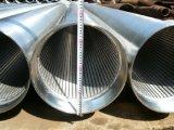 304L het Scherm van de Draad van de Wig van het roestvrij staal voor goed het Boren