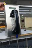 Телефон тюрьмы промышленного телефона тюрьмы регулятора звука телефона погодостойкmNs