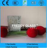 vetro glassato di vetro Tempered di 6mm per il portello della stanza da bagno