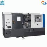 Heavy Duty de lubricación automático Torno CNC Factory