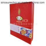 Cosmética plegable pequeña caja de Papel Caja de regalo de papel