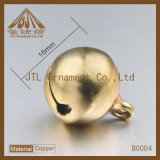 Mode Nice Quality Gold Color 16mm Jingle Ring Bells en vrac