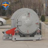 Tipo de tambor Shot Blast la máquina para la limpieza de piezas de acero pequeña