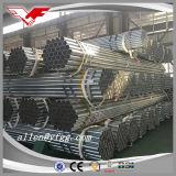 1 1/2inch galvanizado alrededor de precio de los tubos de acero del andamio por tonelada