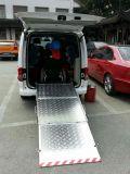 Rampa manual da cadeira de rodas (BMWR-3)