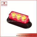 Golddeer LED Warnleuchten-Gitter-Licht (Rot SL623)