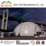 Großes riesiges Partei-Luxuxereignis Yurt kampierendes grosses Geodäsieabdeckung-Zelt für Verkauf
