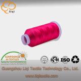 Draad 100% van het Borduurwerk van het rayon Draad van de Stof van de Gloeidraad van de Polyester de Textiel Naaiende