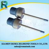 Romatools алмазных буровых коронок Pin для камня и бетона, Ceramic-Wet использовать