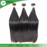 8A等級のブラジルの人間の毛髪のまっすぐなバージンの毛