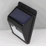 Lampada di comitato senza fili solare di potere della lampada da parete della lampada di soccorso della parete del sensore di movimento