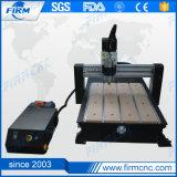 Costo poco costoso che fa pubblicità alla macchina di CNC per l'alluminio acrilico di legno